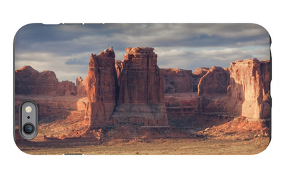 Morning Outside Moab, Utah iPhone 6s Plus Case by Vincent James