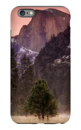 Morning Mist and Half Dome iPhone 6s Plus Case by Vincent James