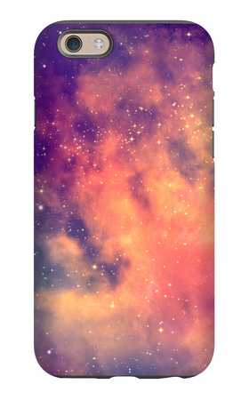 Being Shone Nebula iPhone 6s Case by  Richter1910