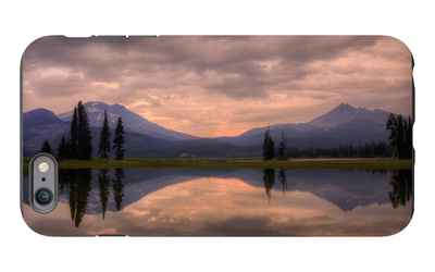 Pre Dawn in the Central Cascades iPhone 6s Plus Case by Vincent James