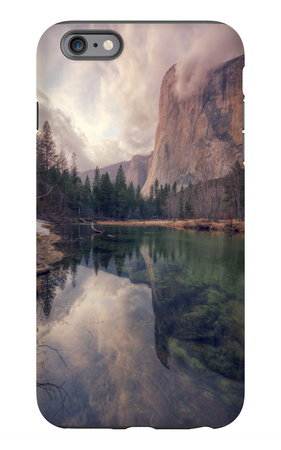 Clearing Storm at El Capitan, Yosemite iPhone 6s Plus Case by Vincent James