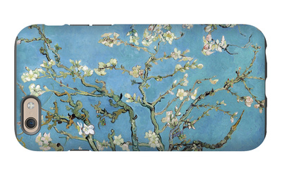 Almond Branches in Bloom, San Remy, c.1890 iPhone 6s Case by Vincent van Gogh