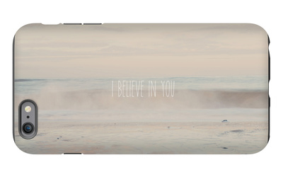 I Believe in You ... iPhone 6 Plus Case by Laura Evans