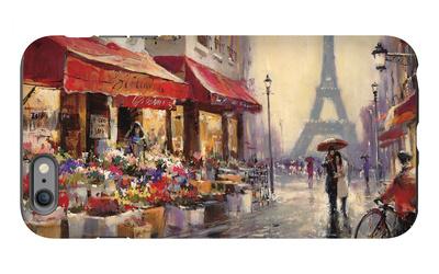 April in Paris iPhone 6s Plus Case by Brent Heighton