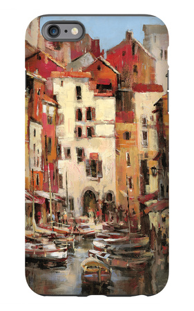 Mediterranean Seaside Holiday 1 iPhone 6s Plus Case by Brent Heighton