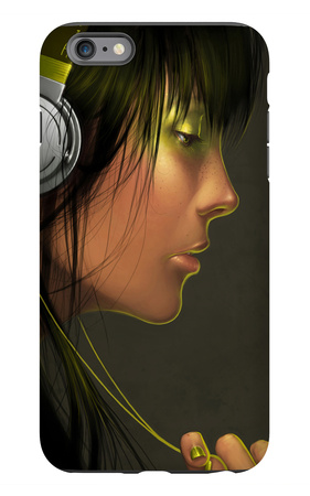 Phish Food iPhone 6 Plus Case by Charlie Bowater