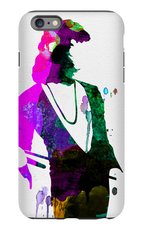 Freddie Watercolor iPhone 6s Plus Case by Lora Feldman