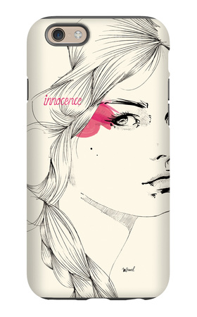 Innocence iPhone 6s Case by Manuel Rebollo