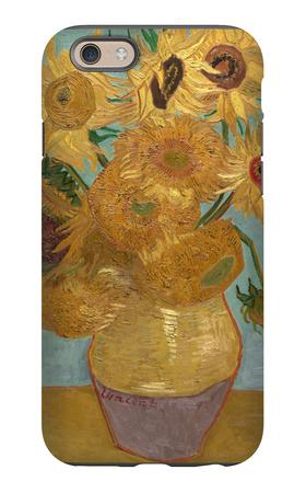 Sunflowers, c.1889 iPhone 6s Case by Vincent van Gogh