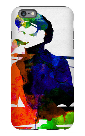 Stevie Watercolor iPhone 6s Plus Case by Lora Feldman