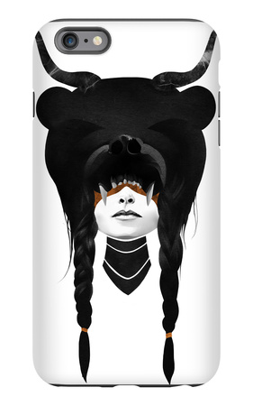 Bear Warrior iPhone 6s Plus Case by Ruben Ireland