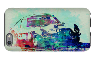 Ferrari 250 Gtb Racing iPhone 6 Plus Case by  NaxArt