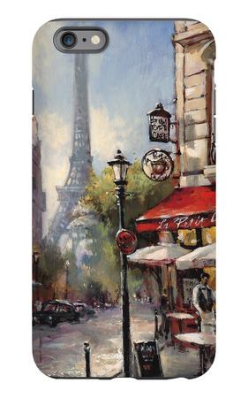 Tour De Eiffel View iPhone 6s Plus Case by Brent Heighton