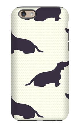 Dogs Pattern. iPhone 6s Case by  TashaNatasha