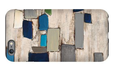 Blue Squared iPhone 6s Plus Case by Dennis Dascher