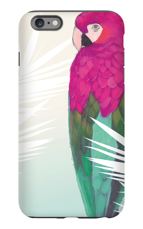 Tropical Bird 2 iPhone 6s Plus Case by Marco Fabiano
