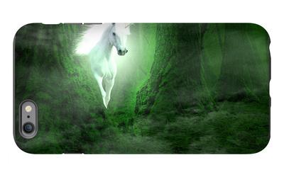 Unicorn iPhone 6s Plus Case by  artecke