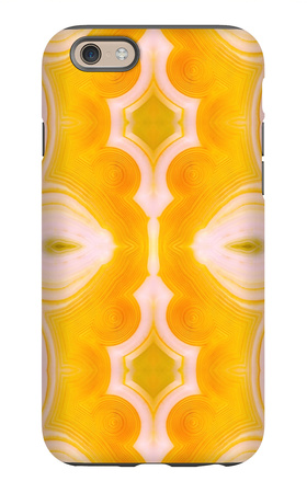 Agate Background iPhone 6s Case by  Teodora_D