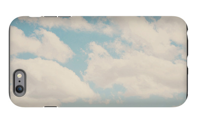 Fluffy Skies ... iPhone 6 Plus Case by Laura Evans
