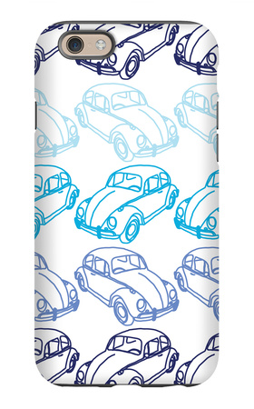 Blue Bug iPhone 6s Case by  Avalisa