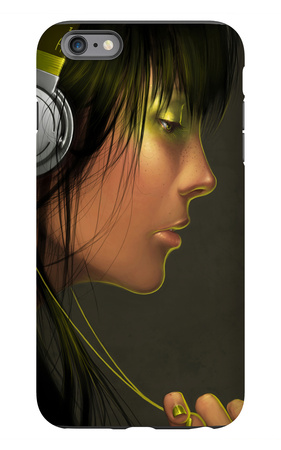 Phish Food iPhone 6s Plus Case by Charlie Bowater