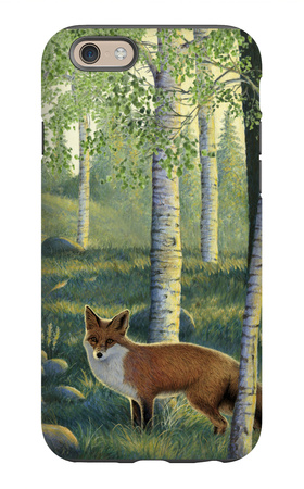 Fox in the Forest iPhone 6s Case
