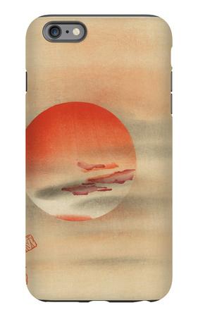 Red Sun iPhone 6s Plus Case