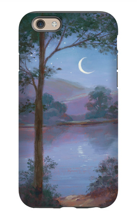 Moonlit Lake iPhone 6s Case