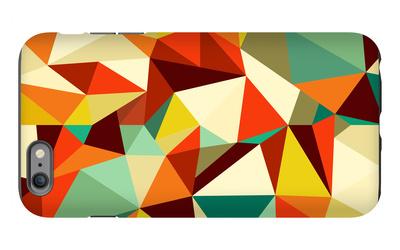 Trendy Vintage Geometric Seamless Pattern iPhone 6s Plus Case by  cienpies