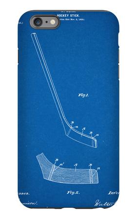 Hockey Stick Patent iPhone 6s Plus Case