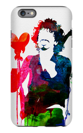 Santana Watercolor iPhone 6s Plus Case by Lora Feldman