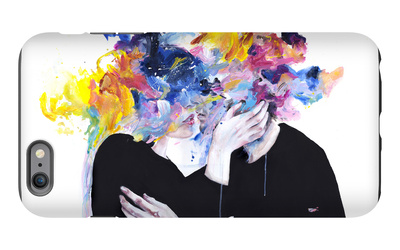 Intimacy on Display iPhone 6s Plus Case by Agnes Cecile