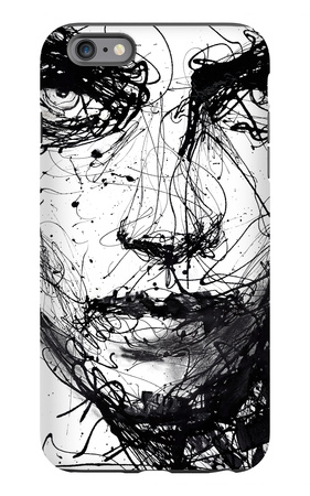 In Trouble, She Will iPhone 6s Plus Case by Agnes Cecile