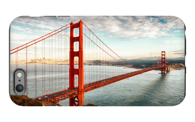 Golden Gate Bridge, San Francisco iPhone 6s Plus Case by vent du sud