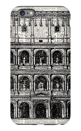 Poetry of Architecture 3 iPhone 6s Plus Case by Christopher James