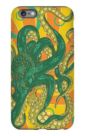 Kraken iPhone 6s Plus Case by  Lantern Press