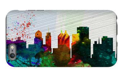 Buffalo City Skyline iPhone 6s Plus Case by  NaxArt