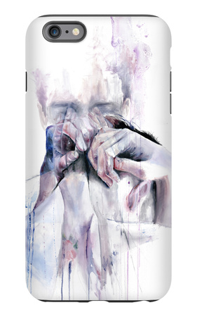 Gestures iPhone 6s Plus Case by Agnes Cecile