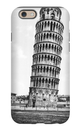The Leaning Tower of Pisa Photograph - Pisa, Italy iPhone 6s Case by  Lantern Press