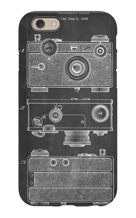 Fassin Photographic Camera Patent iPhone 6 Case