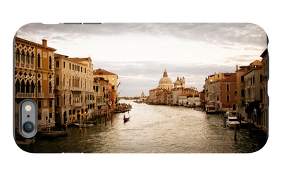 Venetian Canals I iPhone 6s Plus Case by Emily Navas