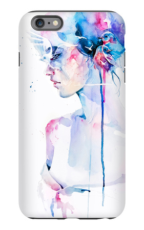 2 + 2 = 5 iPhone 6s Plus Case by Agnes Cecile