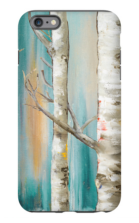 Birch Forest I iPhone 6s Plus Case by Patricia Pinto