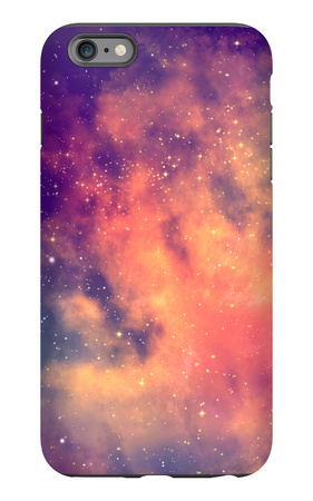 Being Shone Nebula iPhone 6s Plus Case by  Richter1910