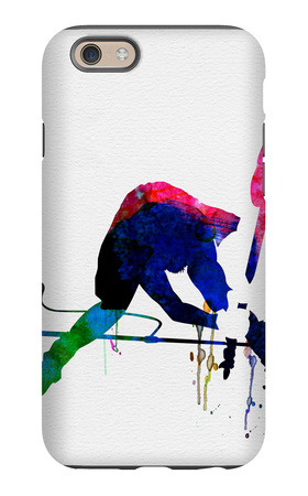 Joe Watercolor iPhone 6s Case by Lora Feldman