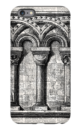 Poetry of Architecture 2 iPhone 6s Plus Case by Christopher James