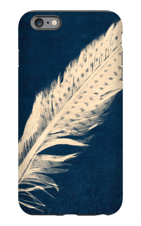 Plumes and Quills 3 iPhone 6s Plus Case by Dan Zamudio