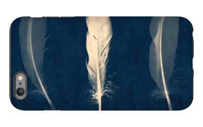 Plumes and Quills 2 iPhone 6s Plus Case by Dan Zamudio