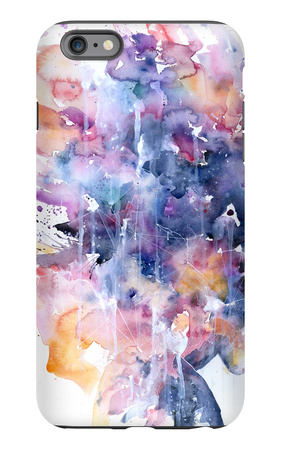 In A Single Moment All Her Greatness Collapsed iPhone 6s Plus Case by Agnes Cecile
