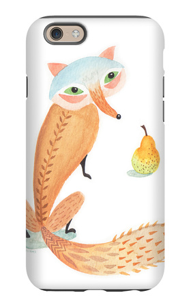 Happy Fox iPhone 6 Case!